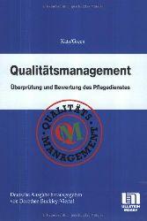Katz, Jacqueline und Eleanor Green:  Qualitätsmanagement.