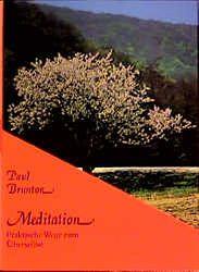 Brunton, Paul:  Meditation. Praktische Wege zum Überselbst.