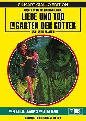Blanc, Erika:  Liebe und Tod im Garten der Götter  (OmU)