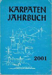 Kobialka, H.:  Karpaten Jahrbuch 2001.