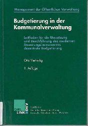 Vierheilig, Otto:  Budgetierung in der Kommunalverwaltung. Leitfaden für die Umsetzung und Durchführung des modernen Steuerunginstrumentes dezentrale Budgetierung.