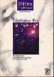 Böhmer, Martin:  FileMaker Pro 3.