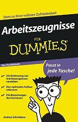 Schimbeno, Andrea:  Arbeitszeugnisse für Dummies. Das Pocketbuch.