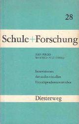 Firges, Jean:  Innovation des audio-visuellen Fremdsprachenunterrichts. Bestandsaufnahme und Kritik.