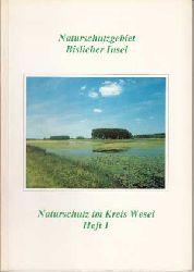 Naturschutz im Kreis Wesel Heft 1. Naturschutzgebiet Bislicher Insel.
