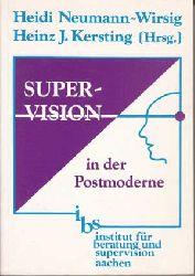 Neumann-Wirsig, Heidi und Heinz J. Kersting:  Supervision in der Postmoderne. Systemische Ideen und Interventionen in der Supervision und Organisationsberatung.