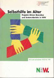 Selbsthilfe im Alter. Projekte älterer Menschen und Seniorenbeiräte in NRW. Bestandsaufnahme 1992 bis 1998.