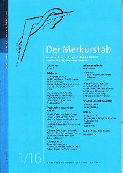 Glöckler, Michaela (Hrsg.) u.a.:  Der Merkurstab - Zeitschrift für Anthroposophische Medizin.