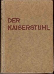 Lais, R.  (Schriftleitung): Der Kaiserstuhl. - Eine Naturgeschichte des Vulkangebirges am Oberrhein.