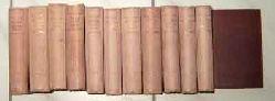 Goethe, Johann Wolfgang von: Sämtliche Werke - Vollständige Ausgabe in 44 Bänden. Mit Einleitung von L. Geiger.  (44 Bände in 12 Bänden  KOMPLETT !