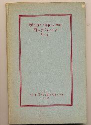 Hasenclever, Walter: Jenseits. - Drama in 5 Akten. 1. Aufl.