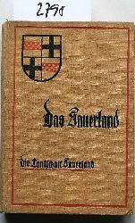 Predeck, Franz:  Die Landschaft Sauerland. - I: Sauerland, mein Wanderland! -- II: Landschafts- und Kleinstadtbilder.