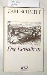 Schmitt, Carl: Der Leviathan. in der Staatslehre des Thomas Hobbes.  Sinn und Fehlschlag eines politischen Symbols. 1. Aufl.