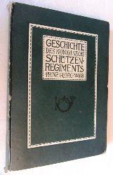 """Berger, Edler von und Arndt von Kirchbach:  Geschichte des Königl. Sächs. Schützen-Regiments """"Prinz Georg"""" N°108."""