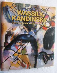 Benesch, Evelyn et al. (Hrsg.):  Wassily Kandinsky. Der Klang der Farbe. 1900 - 1921.  Anläßlich der Ausstellung im BA-CA Kunstforum Wien, vom 18. März bis 18. Juli 2004 und im Von der Heydt-Museum Wuppertal, vom 31. Juli bis 19. September 2004.