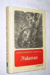 Weinland, David Friedrich:  Rulaman. Erzählung aus der Zeit des Höhlenmenschen und des Höhlenbären. Mit den Illustrationen der Erstausgabe von 1875.