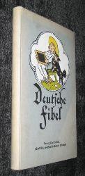 Gruber, Heinrich:  Deutsche Fibel. Ein Leselernbuch für Schule und Haus.