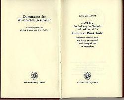 Achard, Franz Carl.  Ausführliche Beschreibung der Methode, nach welcher bei der Kultur der Runkelrübe verfahren werden muß, um ihren Zuckerstoff nach Möglichkeit zu vermehren. Mit einem Nachwort von Erhard Junghans.