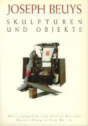 Beuys, Joseph.  Skulpturen und Objekte. Hrsg. von Heiner Bastian.