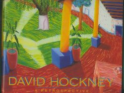 David Hockney.  A Retrospective. Organized by Maurice Tuchman und Stephanie Barron.