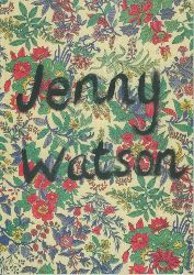 Jenny Watson.  Pleasures and Memories.