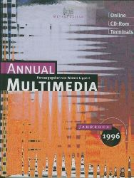 Lippert, Werner. Hrsg.  Annual Multimedia. Jahrbuch 1996.