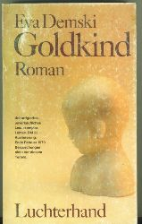 Demski, Eva.  Goldkind. Roman.