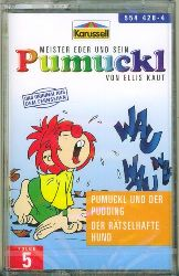 Kaut, Ellis.  Meiste Eder und sein Pumuckl. Pumuckl und der Pudding / Pumuckl und der rätselhafte Hund.