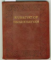 Fitzgerald, Edward.  Rubaiyat of Omar Khayyam.