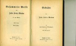 Mackay, John Henry.  Gesammelte Werke in acht Bänden. Mit einem Vorwort zu Ausgabe und einer Photogravüre.