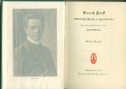 Fock, Gorch.  Sämtliche Werke in fünf Bänden. Herausgegeben von Jakob Kinau.