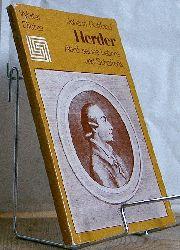Dietze, Walter:  Johann Gottfried Herder : Abriß seines Lebens und Schaffens. Mit 19 Abbildungen.
