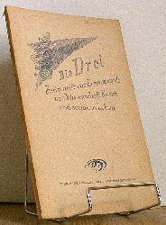 Anthroposophische Gesellschaft (Hrsg.):  Die Drei: Zeitschrift zur Erneuerung von Kunst und sozialem Leben. Heft 5. September/Oktober 1950.  S. 261-324.