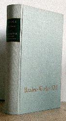 Baader, Franz Xaver von:   Sämtliche Werke: Band 16: Lutterbeck, Anton : Sach- und Namensregister zu Baaders sämtlichen Werken nebst einer Einleitung ? den Entwicklungsgang und das System der Baaderschen Philosophie.  Neudruck der Ausgabe Leipzig 1860.