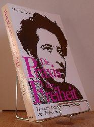 Reist, Manfred:  Die  Praxis der Freiheit : Hannah Arendts Anthropologie des Politischen.