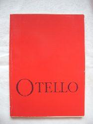 Generalintendanz der Staatstheater Stuttgart (Hg.)  Otello.