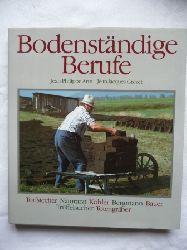 Arm, Jean-Philippe / Grezet, Jean-Jacques  Bodebständige Berufe. Band II.