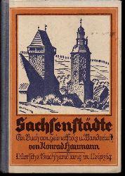 Haumann, Konrad  Sachsenstädte. Ein Buch von Heimatstolz und Wanderlust.