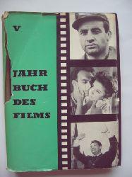 Baumert, Heinz / Herlinghaus, Hermann (eds.)  Jahrbuch des Films 1962