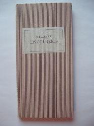 Meyer, Conrad Ferdinand  Engelberg. Eine Dichtung