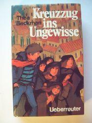 Beckman, Thea  Kreuzung ins Ungewisse.