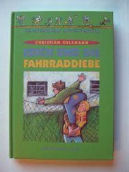 Oelemann, Christian  Erich und die Fahrraddiebe.