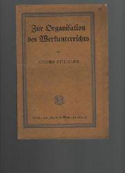 Pralle, Heinrich  Flechtarbeiten.