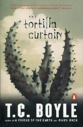 Boyle, T. Coraghessan:  the tortilla curtain.