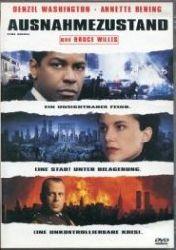 Ausnahmezustand. Regie: Edward Zwick. Mit Denzel Washington, Annette Bening, Bruce Willis u.a.