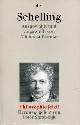 Boenke, Michaela (Hrsg):  Schelling. Ausgewählt und vorgestellt von Michaela Boenke. (Philosophie jetzt!)