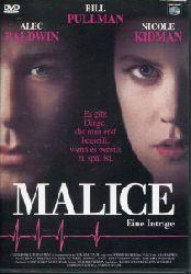 Malice. Eine Intrige. Regie: Harold Becker. Mit Nicole Kidman, Alec Baldwin, Bill Pullman u.a.
