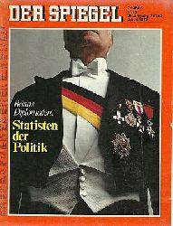 Augstein, Rudolf (Hrsg.)  Der Spiegel, 3. April 1972, 25. Jahrgang, Nr. 26.