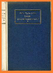 Fechner, Gustav Theodor  Über das höchste Gut