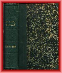 -  La bonne nouvelle annoncée aux enfants. Trente-huitième année 1898 - quarantième année 1900.